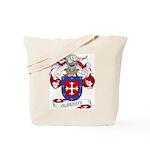 Alderete Coat of Arms Tote Bag