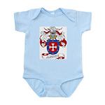 Alderete Coat of Arms Infant Creeper