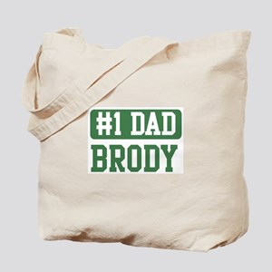 Number 1 Dad - Brody Tote Bag