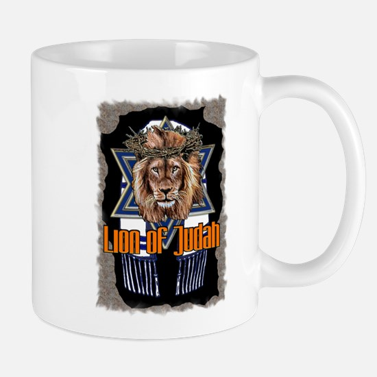 Lion of Judah 2 Mug