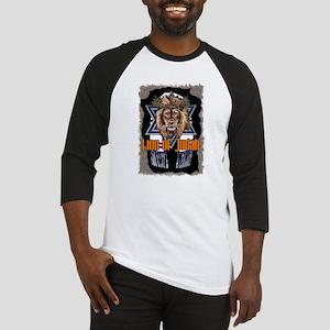 Lion of Judah 2 Baseball Jersey