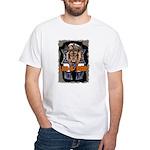 Lion of Judah 2 White T-Shirt
