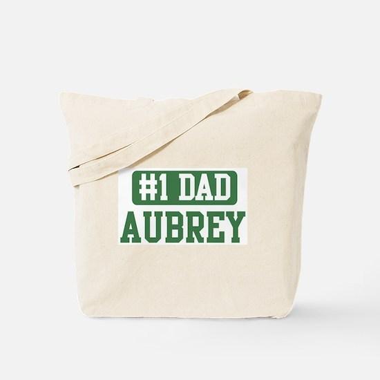 Number 1 Dad - Aubrey Tote Bag