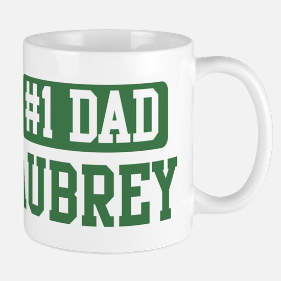 Number 1 Dad - Aubrey Mug