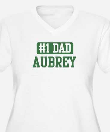 Number 1 Dad - Aubrey T-Shirt