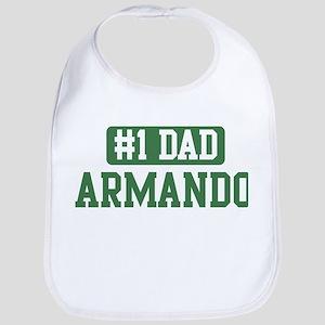 Number 1 Dad - Armando Bib