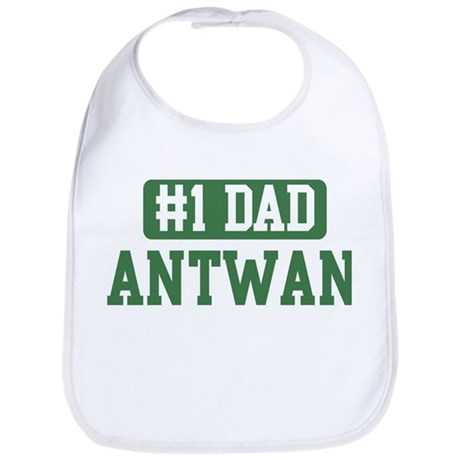 Number 1 Dad - Antwan Bib