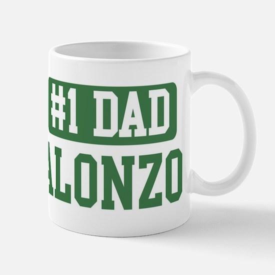 Number 1 Dad - Alonzo Mug