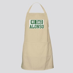 Number 1 Dad - Alonso BBQ Apron