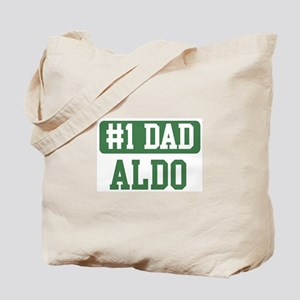 Number 1 Dad - Aldo Tote Bag