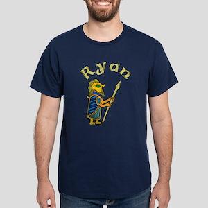 Ryan Celtic Warrior Dark T-Shirt