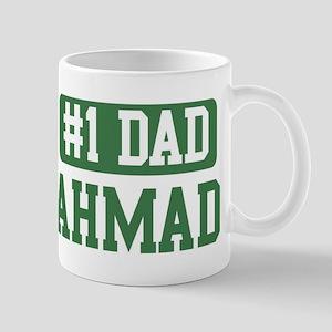 Number 1 Dad - Ahmad Mug