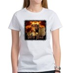 Lion of Judah 4 Women's T-Shirt