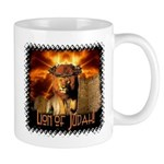 Lion of Judah 4 Mug
