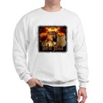 Lion of Judah 4 Sweatshirt