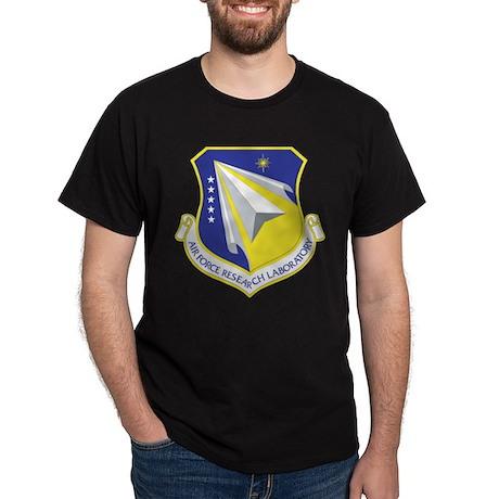 Research Laboratory Black T-Shirt