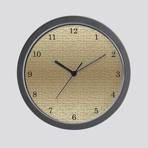 Stoneworks Wall Clock