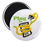 """Relax Tees 2.25"""" Magnet (10 pack)"""