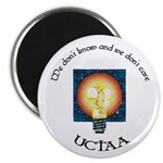 "UCTAA 2.25"" Magnet (100 pack)"