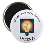 "UCTAA 2.25"" Magnet (10 pack)"