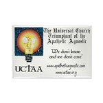 UCTAA Rectangle Magnet (100 pack)