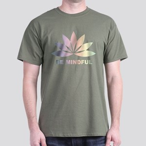Be Mindful Dark T-Shirt