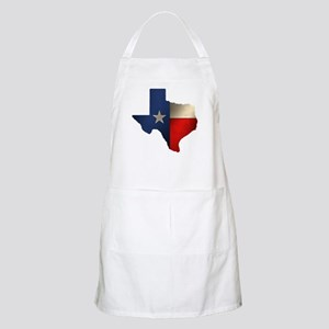 State of Texas BBQ Apron