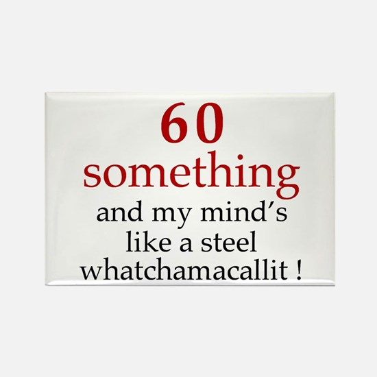 60...Whatchamacallit Rectangle Magnet