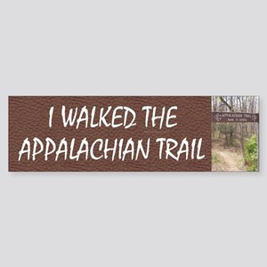 Appalachian Trail Americabesthist Sticker (Bumper)