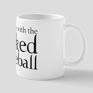 wicked curve ball Mugs