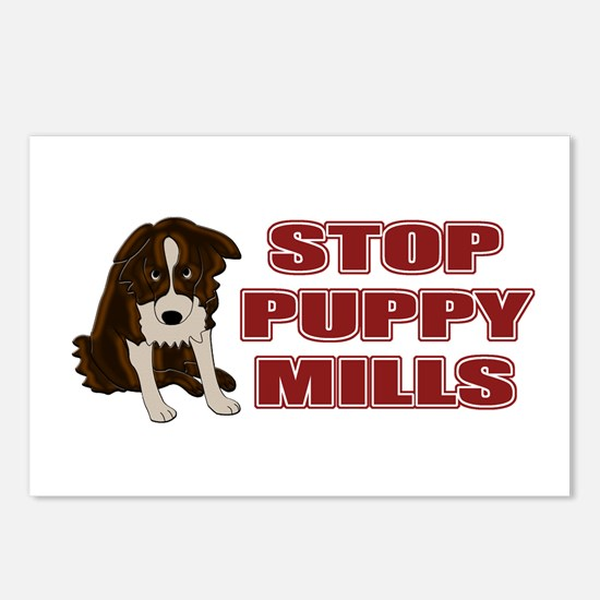 Stop Puppy Mills Postcards (Package of 8)