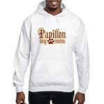 Papillon Mom Hooded Sweatshirt