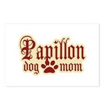 Papillon Mom Postcards (Package of 8)