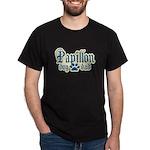 Papillon Dad Dark T-Shirt