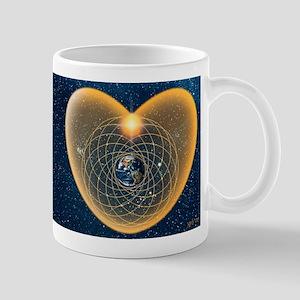 Amaru Maru's Heart Meditation Mug