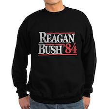 Reagan Bush '84 Sweatshirt (dark)