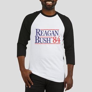 Reagan Bush '84 Baseball Jersey