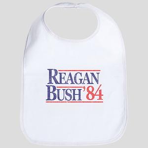 Reagan Bush '84 Bib