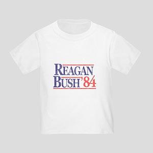 Reagan Bush '84 Toddler T-Shirt