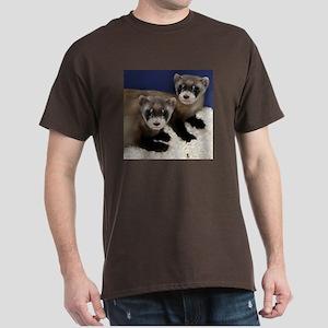 Black-footed Ferrets Dark T-Shirt