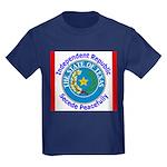 Texas-5 Kids Dark T-Shirt