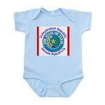 Texas-5 Infant Bodysuit