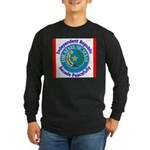 Texas-5 Long Sleeve Dark T-Shirt