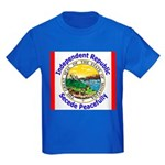Montana-5 Kids Dark T-Shirt