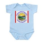 Montana-5 Infant Bodysuit