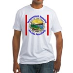 Montana-5 Fitted T-Shirt
