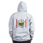 Montana-5 Zip Hoodie