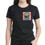 Montana-5 Women's Dark T-Shirt