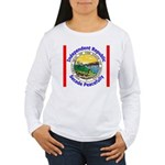 Montana-5 Women's Long Sleeve T-Shirt