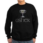 Celtic Wedding Usher Sweatshirt (dark)